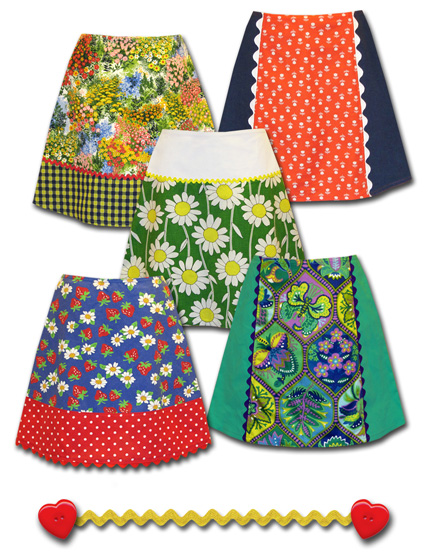 new limited edition skirts