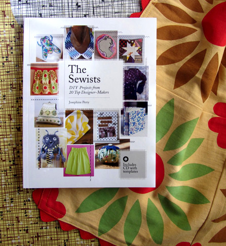the sewists book