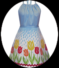 april showers apron