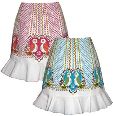 distelfink skirt