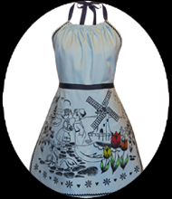 dutch treat apron