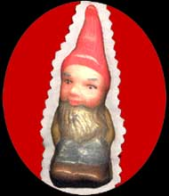 gnome brooch