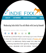 Indie Fixx interview