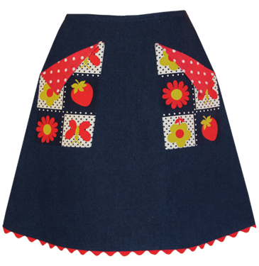 perky pocket skirt