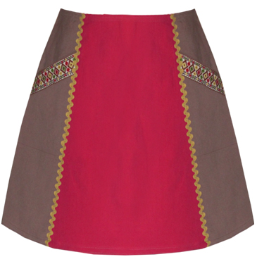 pfeffernusse skirt