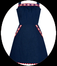 yodeler jumper dress